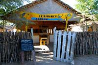 Le restaurant 'Le Bananier' - 19/06/08