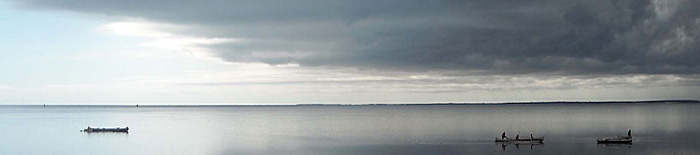 Rare ! Baie de Ranobe le calme avant la tempete