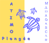 Atimoo diving center Madagascar logo