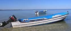 Les bateaux de plongée d'Atimoo