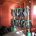 Les gilets stabilisateurs d'Atimoo plongée Madagascar
